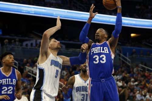 Magic rally in the fourth, downing the 76ers in overtime, 112-109