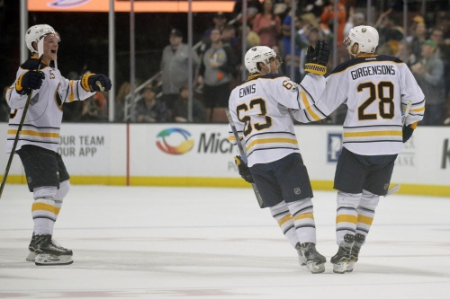 Recap: Power play powers Sabres past Red Wings 2-1