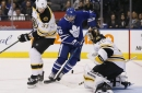 Leafs vs. Bruins Recap: It Was 4-2