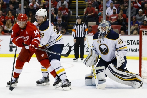 Recap: Sabres vs Red Wings