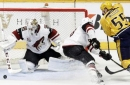 Scoring hard to come by for Coyotes in trip-opening loss