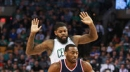 Celtics, Wizards downplay budding rivalry