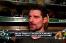 Patrick Sharp: 'It was a big win at a good time for us'