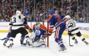 Talbot turns in 2nd straight shutout, Oilers blank Kings 2-0 The Associated Press