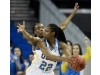 UCLA women rout Texas A&M, will face UConn in NCAA Tournament's Sweet 16