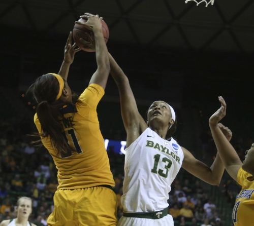 Another Sweet 16! Baylor women secure 9th straight Sweet 16 berth after 86-46 blowout vs. Cal