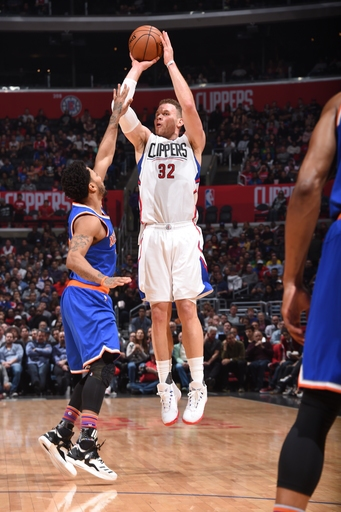 Griffin scores 30 and Clippers cruise by Knicks 114-105 The Associated Press