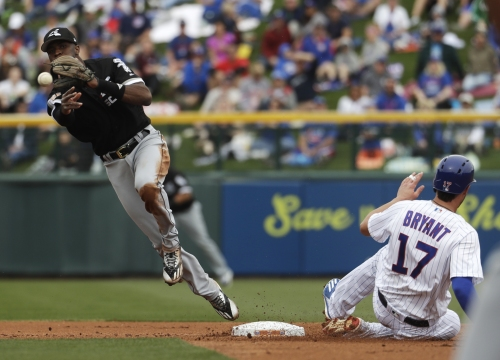 Report: White Sox, Anderson discussing long-term deal