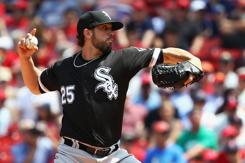 Performance notwithstanding, James Shields is leader in clubhouse