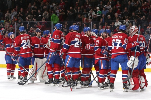 Tuesday Habs Headlines: Canadiens in the driver's seat heading toward the playoffs