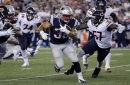 New England Patriots roster moves: Team releases RB Tyler Gaffney