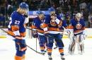 Islanders News: Halak talking, line mixing, idle Leaf-watching