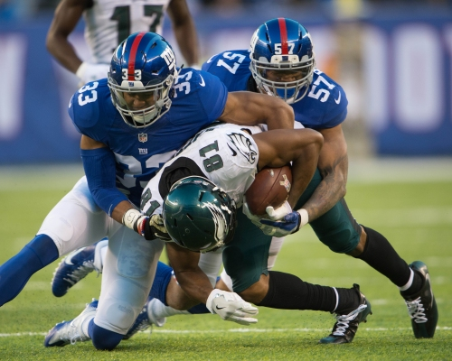Instant analysis of Giants re-signing Keenan Robinson