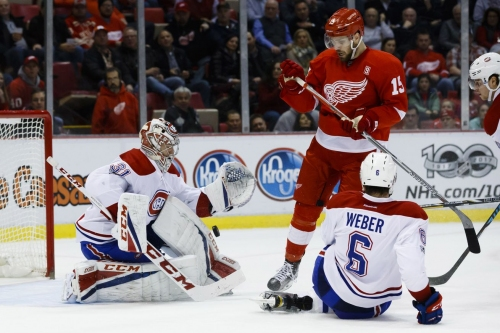 Detroit Red Wings at Montreal Canadiens, Projected Lineups, How to Watch