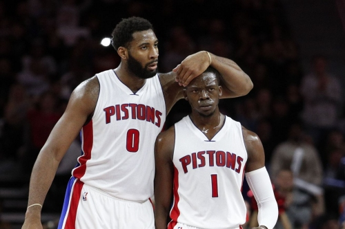 Nets host Pistons