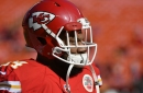 Adam Bittner: Knile Davis was invisible for injury-plagued Chiefs, Packers in 2016
