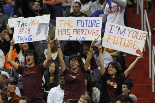 The cultural impact of Linsanity