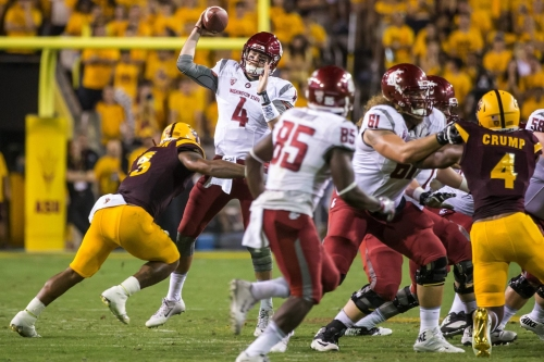 WSU Spring Football: Wide receiver the biggest glaring hole in Cougars' offense