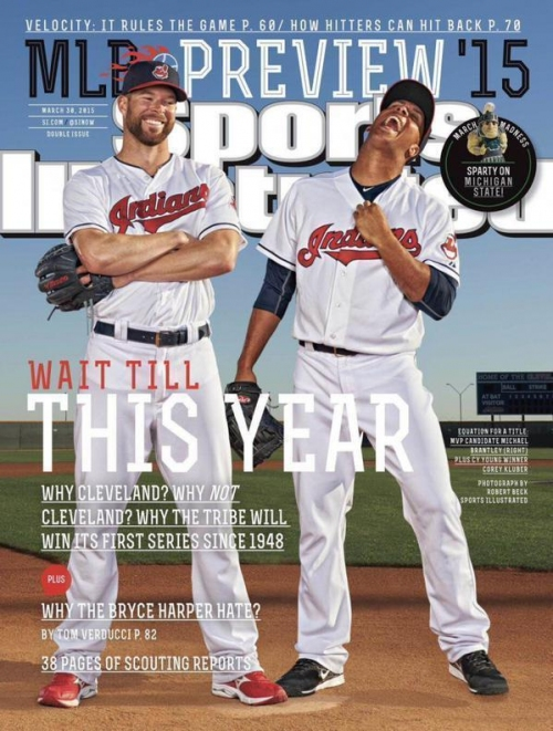 Jinx? Anti-jinx? Sports Illustrated projects Los Angeles Dodgers over Cleveland Indians in 2017 World Series