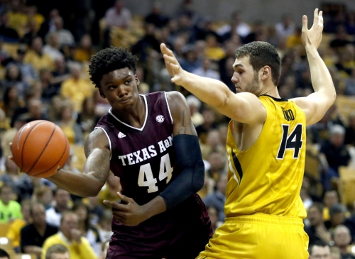 Report: Top NBA draft prospect could return to A&M for sophomore year