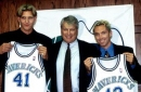 How Nellie And The Mavericks Discovered Dirk