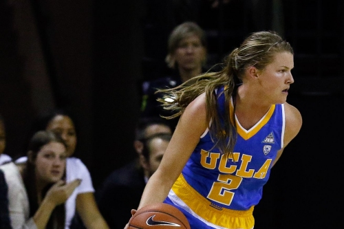 Texas A&M WBB: Ags blown out by UCLA 75-43