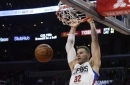 Griffin's 30 points helps Clippers over Knicks, 114-105