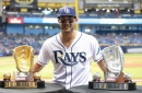 Rays announce Kevin Kiermaier contract extension through 2023