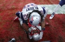 What are Patriots doing with the running back position?