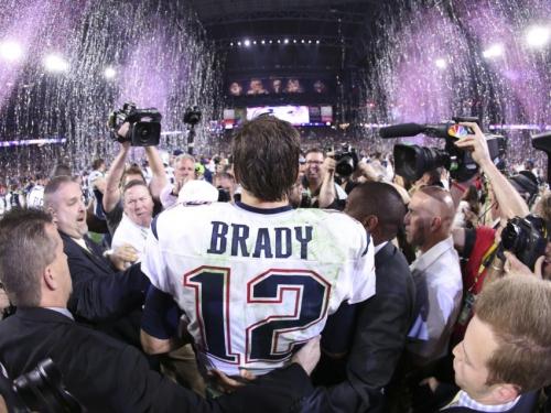 Photos releasedof Tom Brady's missing jerseys