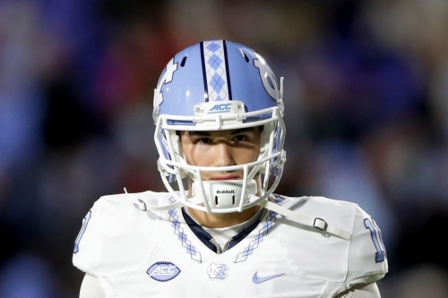Chiefs will work out QB Mitch Trubisky after North Carolina pro day