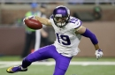Vikings finalize contract extension with WR Adam Thielen The Associated Press