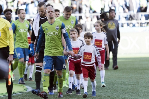 Seattle Sounders vs. New York Red Bulls: Community player ratings form