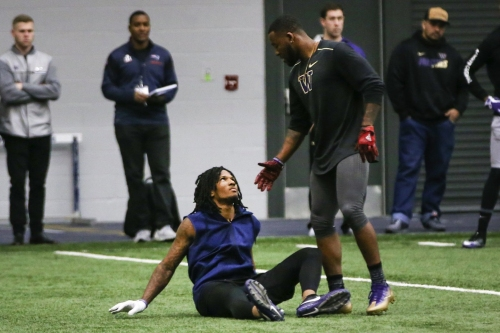 Former UW cornerback Sidney Jones has surgery on Achilles, expects to play in 2017