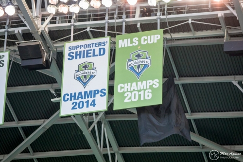 Photo Gallery: Seattle Sounders vs New York Red Bulls