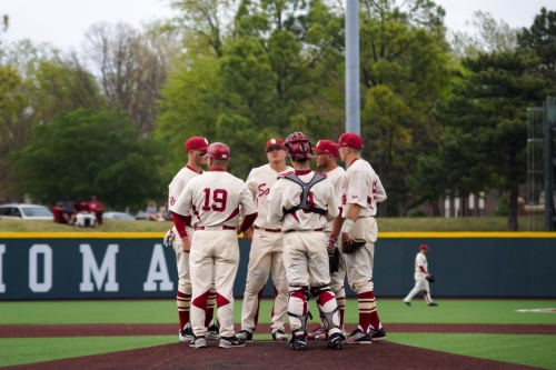 Oklahoma Sooners Baseball: Sooners Will Face Oklahoma State in Midweek Match-Up
