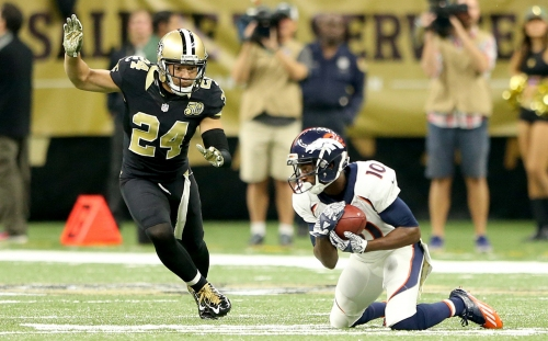 Saints agree to one-year deal with cornerback Sterling Moore: source