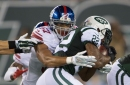 """Keenan Robinson: Giants have """"unfinished business"""""""