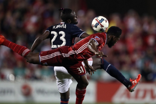 FC Dallas vs New England Revolution: Game Grades