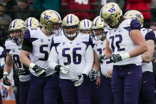 UW Huskies spring football preview: Veteran offensive line welcomes new position coach