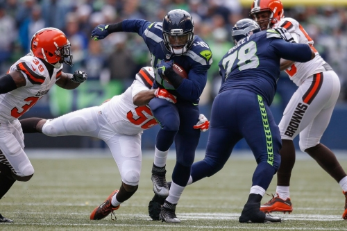 NFL free agency 2017: Derrick Coleman gets another chance, reunites with Dan Quinn