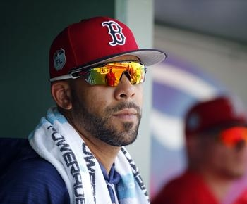 David Price's elbow still to weak to resume throwing, date of return extends deep into April at least