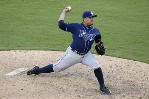 Rays trade rumors: Tampa Bay listening on Erasmo Ramirez