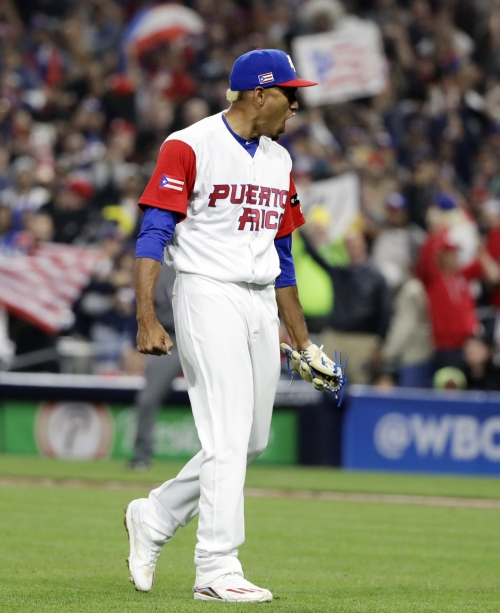 Mariners will allow Edwin Diaz to pitch in the World Baseball Classic title game