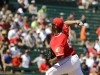 Angels explode late to beat Reds