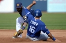 Dodgers' Andre Ethier in doubt for Opening Day with herniated disk