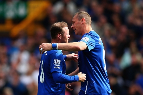 Could Rooney come to Everton on a free transfer?