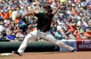 Bumgarner sharp in latest spring start The Associated Press