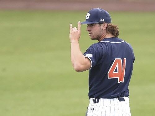 Auburn baseball beats Georgia Tech in 1st road game, extends win streak to 8