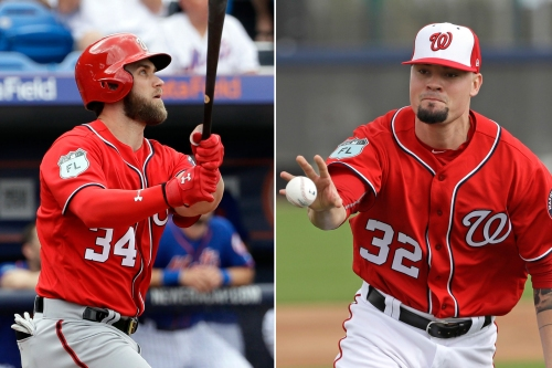 Nationals' worries are vanishing — and Mets' are growing